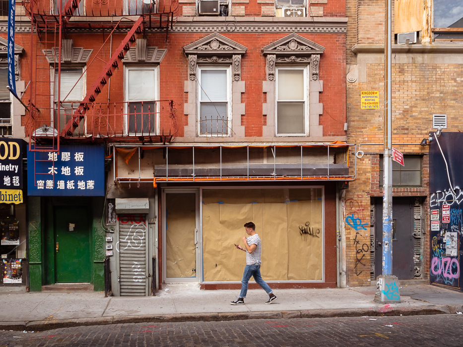 Broome Street by Susanne Sasic
