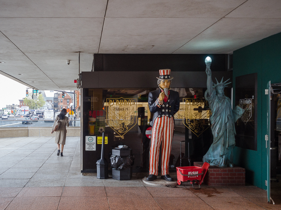journal square uncle sam